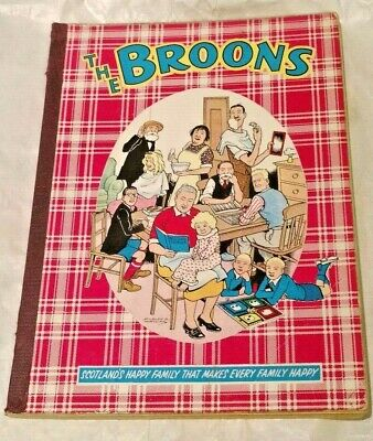 early BROONS Album..1960...D.C.Thomson(beano)