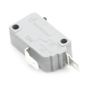 KW3A 16A 125V/250V Microwave Oven Door Micro Switch Normally Close Mu CY