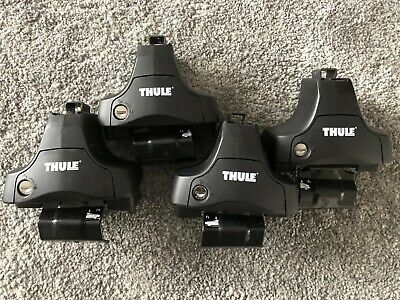 Thule Rapid System 754 Foot Pack System with locks