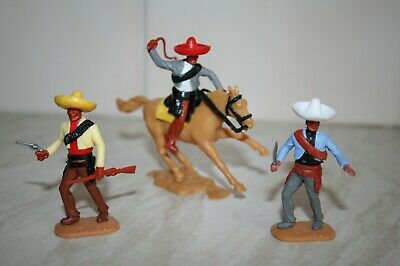 Timpo Mexican's . Near Mint.   Cowboy/Mexican .