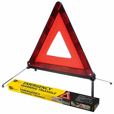 AA Warning Car Triangle Reflective Road Emergency Breakdown Safety Hazard EU
