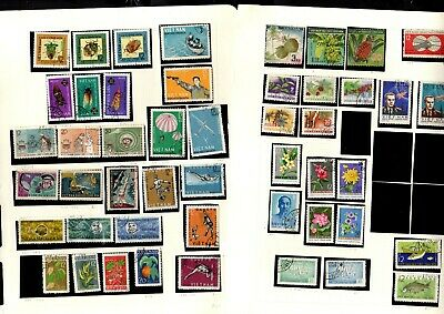 1431 Vietnam lovely thematics flowers birds space etc cancelled to order or used