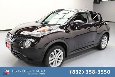 2015 Nissan Juke SL Texas Direct Auto 2015 SL Used Turbo 1.6L I4 16V Automatic AWD SUV Premium