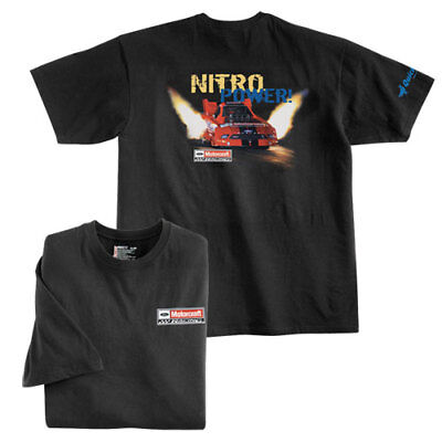 Nitro Power Tasca John Force Shelby Mustang Motorcraft Nhra Size Large Xl Shirt!