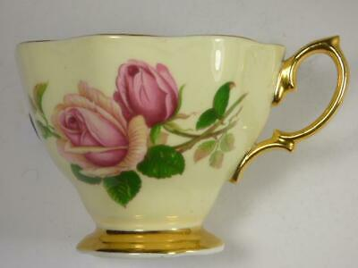 Royal Albert - English Beauty - Teacup - Pink Rose