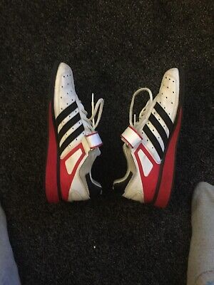 ADIDAS ADIPOWER WEIGHTLIFTING Shoes Deadlift Squats Strongman Sport ... cdfa04832