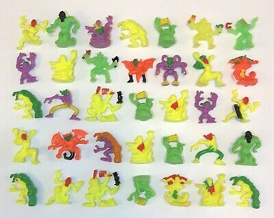 Matchbox - Monster In My Pocket - Super Scary - Huge Lot - Almost 50 Figures