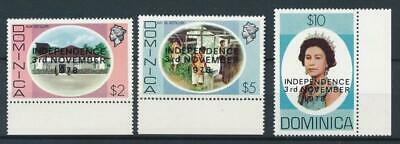 [16141] Dominica 1978 : Good Lot of Very Fine MNH Stamps