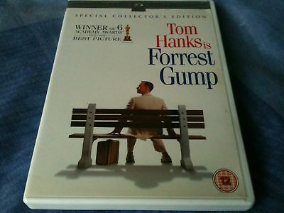 Forrest Gump (2004 Special Collector's Edition 2-Disc DVD) Tom Hanks Sally Field