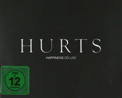 Audio Cd Hurts - Happiness (2 Cd)