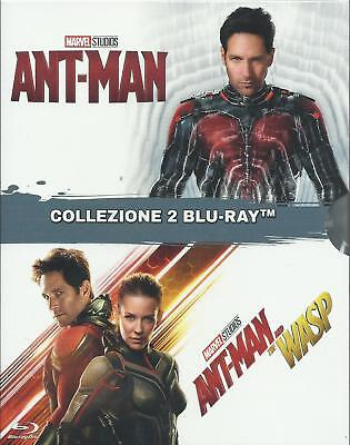 Ant-Man / Ant-Man and The Wasp (2018) 2 Blu Ray