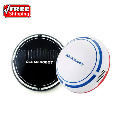 Portable Household Cartoon Lazy Smart Automatic Sweeping Vacuum Cleaner Robots