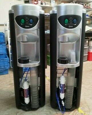 Pair Of WINIX WCD-5C Floor Standing Filtered Water Coolers 3.9 Ltr Untested N37