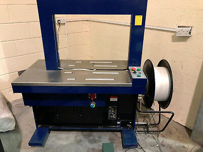 Cyklop Cd80 Banding Strapping Machine.spares Or Repair Needs New Heater Element