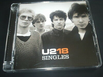U2 Compilation CD Album - 18 SINGLES  Orig 2006 MINT Cond DESIRE  NEW YEARS DAY