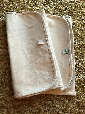The Little Green Sheep Waterproof Mattress Protector fit Chicco Next2Me Crib X 2