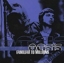 Familiar to Millions-the Highlights von Oasis | CD | Zustand sehr gut