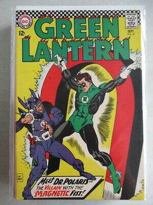 Green Lantern Vol. 2 (1960-1988) #47 FN/VF