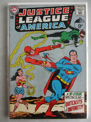 Justice League of America Vol. 1 (1960-1987) #25 VF
