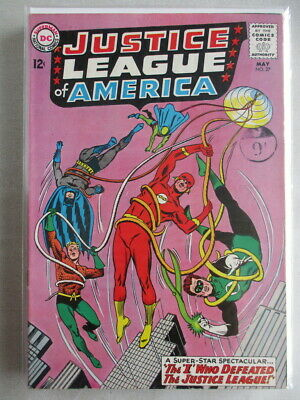 Justice League of America Vol. 1 (1960-1987) #27 VF