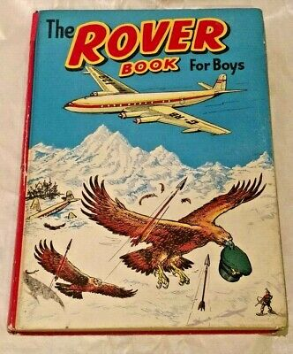 The Last issue of ROVER ANNUAL 1959...D.C.Thomson(dandy book).