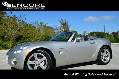 2006 Pontiac Solstice 2dr Convertible W/Premium and Power Packages 2006 Solstice Convertible 55,096 Miles With warranty-Trades,Financing & Shipping