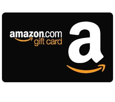 $1 Amazon Gift Card Email Delivery