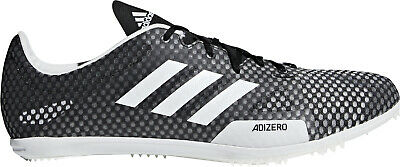 adidas Adizero Ambition 4 Mens Track Running Shoes Middle Distance Spikes  Black 88e0021fe