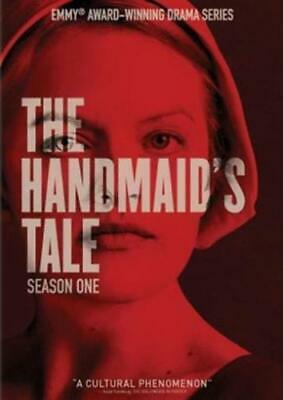 The Handmaids Tale: Season 1 (DVD 2018 3-Disc) 525 MINUTES FEMALE SUBJAGATION