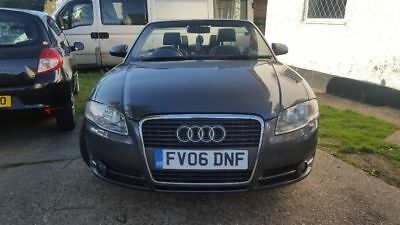 Audi A4 2006 Cabriolet 1.8l very good condition low mileage