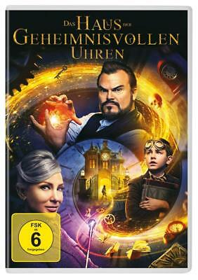 The House with a Clock in Its Walls (DVD) (2019)  Jack Black, Owen Vaccaro