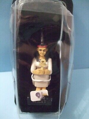 Ancient Egypt Egyptian God  figurines resin statue MAAT by HACHETTE