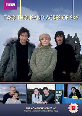 Two Thousand Acres Of Sky The Complete Series Bbc Tv Dvd New Region 2