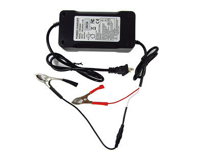 36Volt 3A Trickle Charger and Maintainer, 36V 3A Battery Maintainer