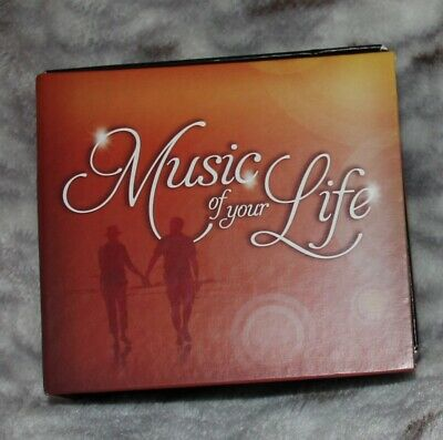 Set 10 NEW CDs - Time Life Music of Your Life Boxed Set 2012
