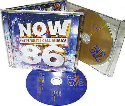 NOW THAT'S WHAT I CALL MUSIC ! 86 CD x 2 New 2013 Ylvis James Arthur Miley Cyrus