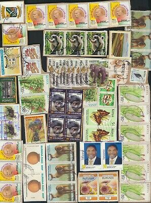 °°° Lot N°2 Africa 30 Grams Kiloware With Recent Years °°°