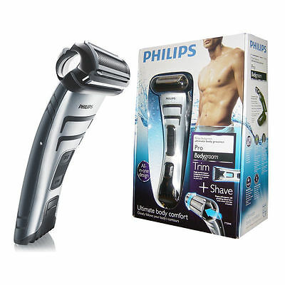 Philips TT2040 BODYGROOM ULTIMATE 3D PRO Body Hair Trimmer Shaver Rechargeable