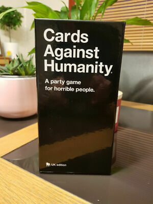 cards against humanity UK EDITION playing cards game new box