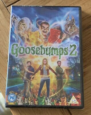 Goosebumps 2 (DVD) Brand New Sealed