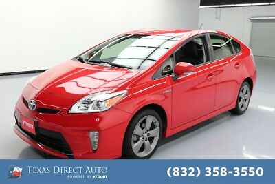 2015 Toyota Prius Persona Series 4dr Hatchback Texas Direct Auto 2015 Persona Series 4dr Hatchback Used 1.8L I4 16V Automatic