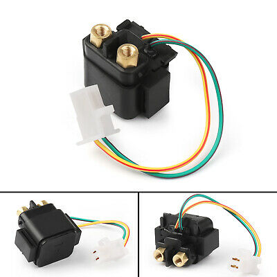 //H.O 4-STROKES E-TEC 2012-2013 AHL Motorcycle Starter Solenoid Relay for SKI-DOO Skandic SWT 600 ACE
