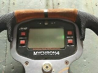 go kart mychron 4 with mag pick up and mychron 4 steering wheel