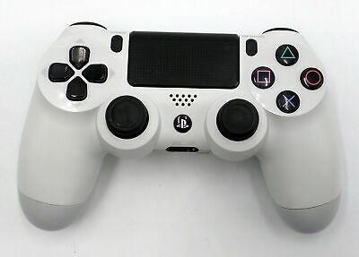 Genuine Sony PlayStation 4 PS4 DualShock 4 Wireless Controller CUH-ZCT1U White