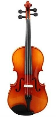A61 Handmade 4/4 Full Size Wooden Violin Beginners Practice Musical Instrument M