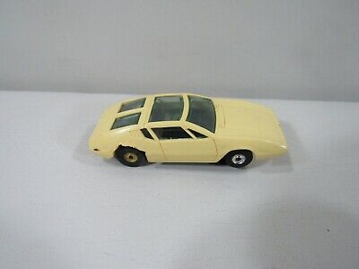 Aurora Xlerator Yellow Slot Car