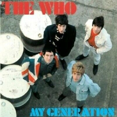 The Who - My Generation (Deluxe Edition) 2 Cd +++++++++++Neu