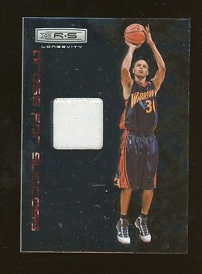 2009-10 Rookies   Stars Longevity Dress For Success Stephen Curry RC Jersey   299 a24eb2b48