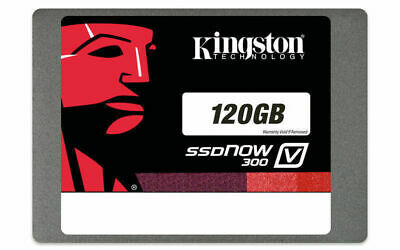 """Neue V300 SSD Kingston 120GB 2,5 """"Interner Solid State Drive - SV300S37A/120GB◆1"""