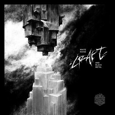 CRAFT / White Noise and Black Metal cd